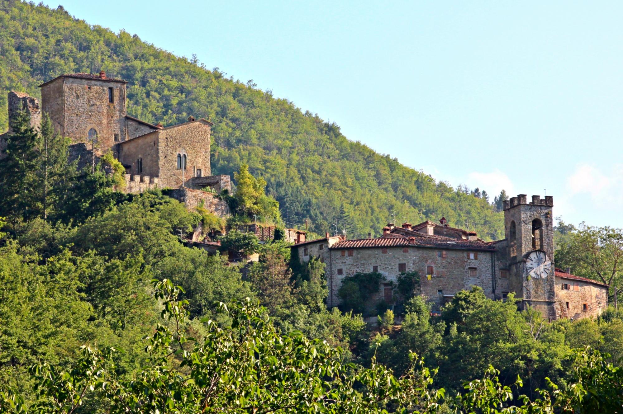 Castel San Niccolò (Ar)