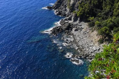 mare dopo scale